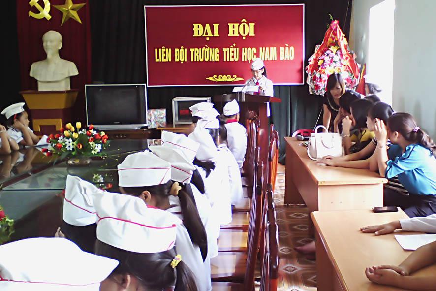 Một số hình ảnh đại hội liên Đội TNTP Hồ Chí Minh